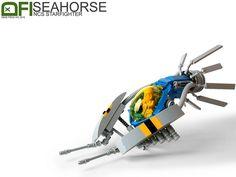 Seahorse | by Dead Frog inc.