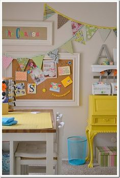 craft room gialla