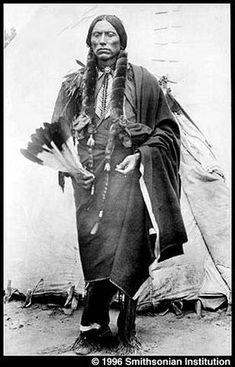 quanah parker ancestors | Quanah Parker (Nocona) (c.1850 - 1911) - Genealogy