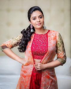Bigg Boss Telugu Season 3 Lady Contestants SreeMukhi Lastest stills .Bigg Boss Lady Contestants SreeMukhi Lastest stills ,Bigg Boss Telugu Season Lastest stills, Top Contestants Beautiful Girl In India, Beautiful Indian Actress, Beautiful Actresses, Beautiful Women, Curvy Fashion, Fashion Beauty, Girl Fashion, Fashion Tips For Women, Fashion Advice