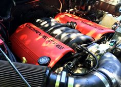 LS6 Engine Jeep CJ-7 CJ7 For Sale