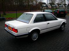 Foto's BMW 3-Serie 318I E30 - occasions