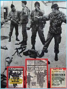 Ya el 2 de abril a primeras horas se dio el desembarco de un grupo de comandos anfibios y de buzos tácticos con botes neumáticos para despejar posibles obstáculos o minas que hubieran en la playas para el arribo de los vehículos anfibios, a la 1:30, los hombres de Sánchez-Sabarots se dividieron en dos grupos: el primero, comandado por él mismo, se dirigió a los barracones de la infantería de marina británica en Moody Brook para atacarlos; el segundo, bajo el mando del Capitán de Corbeta…