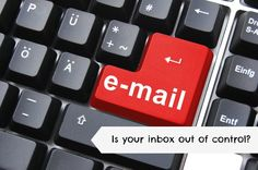 7 ways to rule your inbox (rather than it ruling you!)