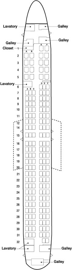 continental airlines boeing 737-900 seating map aircraft chart
