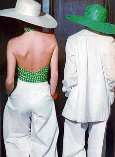 SaintLaurent Vogue 1970s