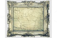 Check out Baroque Picture Frame by LiliGraphie on Creative Market