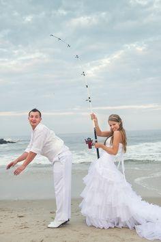 Lach mee met deze hilarische trouwfoto's