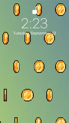 Pixel art wallpaper - Iphone XS - Ideas of Iphone XS for sales. - Stylish live wallpaper for your iPhone XS from Everpix Live Iphone Wallpaper Video, Halloween Wallpaper Iphone, Cute Wallpaper For Phone, Wallpaper Iphone Disney, Trendy Wallpaper, Cellphone Wallpaper, Cool Wallpaper, Pattern Wallpaper, Wallpaper Backgrounds