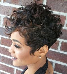 """1,528 Likes, 30 Comments - VoiceOfHair (Stylists/Styles) (@voiceofhair) on Instagram: """"STYLIST FEATURE  Sexy yet classy #PixieCut styled by #DMVStylist @bangtheorysalon ✂️ GORG❤️…"""""""