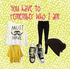 """Who I Am"" by dominicaworth on Polyvore"