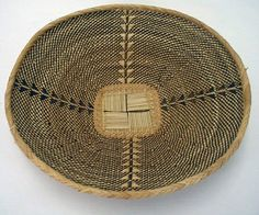 Native African Woven Basket
