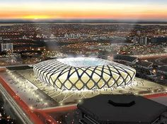 Fifa World Cup 2014 Brazil Soccer Stadiums
