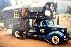 Gypsy Living Wagons For Sale | The Farm Chicks: My Gypsy Wagon Childhood