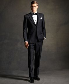 The Great Gatsby limited-edition menswear collection from Brooks Brothers