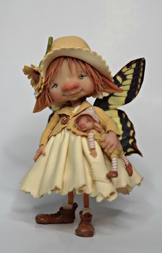 enaidsworld: Fairy puppets                                                                                                                                                      Más