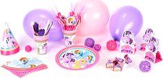 """Addobbi e decorazioni per feste a tema """"Little Pony™"""" su VegaooParty"""