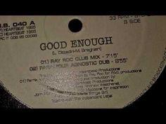 B.B feat. Angie Brown - GOOD ENOUGH - paramour agnostic dub