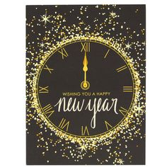 Count down to another fabulous year ahead with our gold and glitter-filled new…