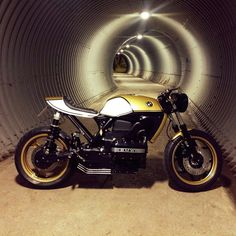BMW K75 Cafe Racer - AMR Motos #motorcycles #caferacer #motos | caferacerpasion.com