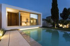 Gallery of Swimming Pool and Studio / Joan Miquel Segui + Tono Vila - 1