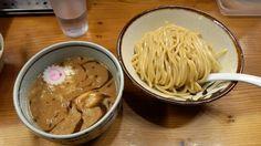 銀座 朧月@銀座 濃厚つけ麺