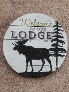 Lodge home wall decorations wall hangings cabin decor Bridal Shower Tables, Unique Christmas Gifts, Christmas Decor, Man Cave Gifts, Alice In Wonderland Theme, Lodge Decor, Wooden Walls, Wall Signs, Baby Shower Themes