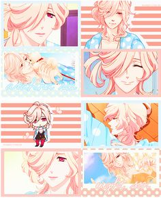 #Louis/Rui.....#shoujo #Brothers conflict