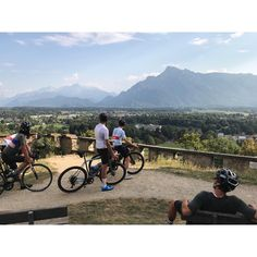 roads of salzburg, austria. #bbuc #outdoordisco #cycling