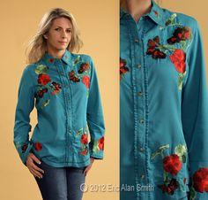 Tasha Polizzi Jessie Benton Shirt from Smith and Western