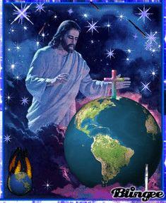Beautiful Fantasy Art, Beautiful Gif, Beautiful Birds, Christian Images, Christian Art, Image Jesus, Pictures Of Jesus Christ, Gifs, Christian Wallpaper
