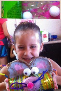 Mouse# bag # recicable# madekids# summercamp# macamuller