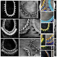 Collares Diseños 3F http://disenos3f.blogspot.com.es/