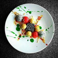 Brownies Choux crème watermelon and dragon fruit with a splash of motcha green tea  #cheftalk #foodporn #food #chefsofinstagram #theartofplating #gastroart #foodstarz #chef #cooking #cook #eeeeeats #foodart #foodphoto #foodphotography #foodie #foodporn #foodspotting #foodstyling #kitchen #buzzfeedfood #cookniche #foodstarofficial #foodstarz_official #myroundplate #hipsterfoodofficial #chefstalk #gourmetartistry #chefsplatform by jee_chefslife
