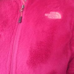 North Face Looking to trade for a medium. Black or blue prefered. This is a Size small. Plush. Excellent condition North Face Jackets & Coats