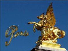 Pont Alexandre III is an arch bridge that spans the Seine, connecting the Champs-Élysées quarter and the Invalides and Eiffel Tower quarter, widely regarded as the most ornate, extravagant bridge in Paris. The bridge, with its exuberant Art Nouveau lamps, cherubs, nymphs and winged horses at either end, was built between 1896 and 1900. It is named after Tsar Alexander III, who had concluded the Franco-Russian Alliance in 1892. His son Nicholas II laid the foundation stone in October 1896.