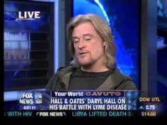 People don't understand. [Lyme disease] is serious stuff. -Daryl Hall  #LymeDiseaseChallenge