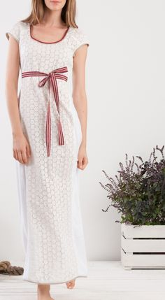 knitwear san gallo lace maxi dress #red #detail #summer #momoé #maxidress #thinkhappy #havefun #summertime