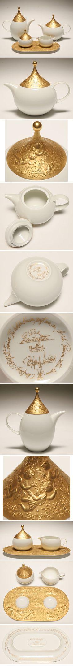Rosenthal Magic Flute tea set