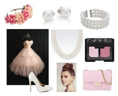 """""""50s Prom"""" by holly32196 ❤ liked on Polyvore"""
