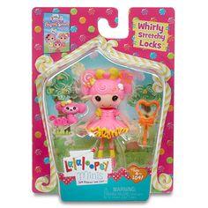 """Lalaloopsy™ Sugary Sweet™ Mini Doll- Whirly Stretchy Locks™ - MGA Entertainment - Toys """"R"""" Us"""