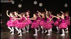 10 Kelebekler ve Çalışkanlar Sınıfı Modern Dans Gösterisi