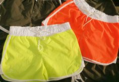 Bañadores neon #jessielou #neon #swimwear #beachwear #beach #summer #shorts