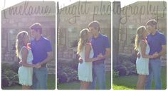 #EngagementPhotos #AustinTexas #PecanSpringsRanch #Sunflare #Romantic www.melanie-wright-photography.com Engagement Photos with great sunflare, love, romance, outfits, color