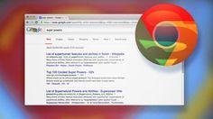 The Secret Powers of Chrome's Address Bar