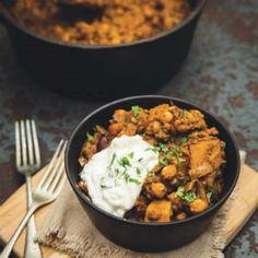 Jan Braai's vegetarian curry | Food24