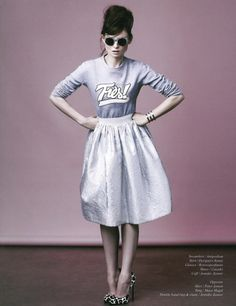 Sophie Ellis-Bextor – Schon! Magazine Issue 24 by Dimitris Theocaris