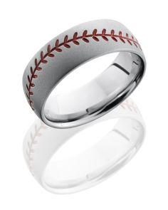 Baseball Ring Holder Wedding Rings For Him On Pinterest Wedding Bands
