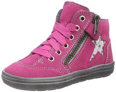 Richter Kinderschuhe Ilva, Mädchen Hohe Sneakers - http://on-line-kaufen.de/richter-kinderschuhe/richter-kinderschuhe-ilva-maedchen-hohe
