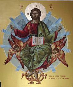 Vintage Paintings, Orthodox Icons, Jesus Christ, Mystic, Saints, Religion, Lord, Bible, Christian